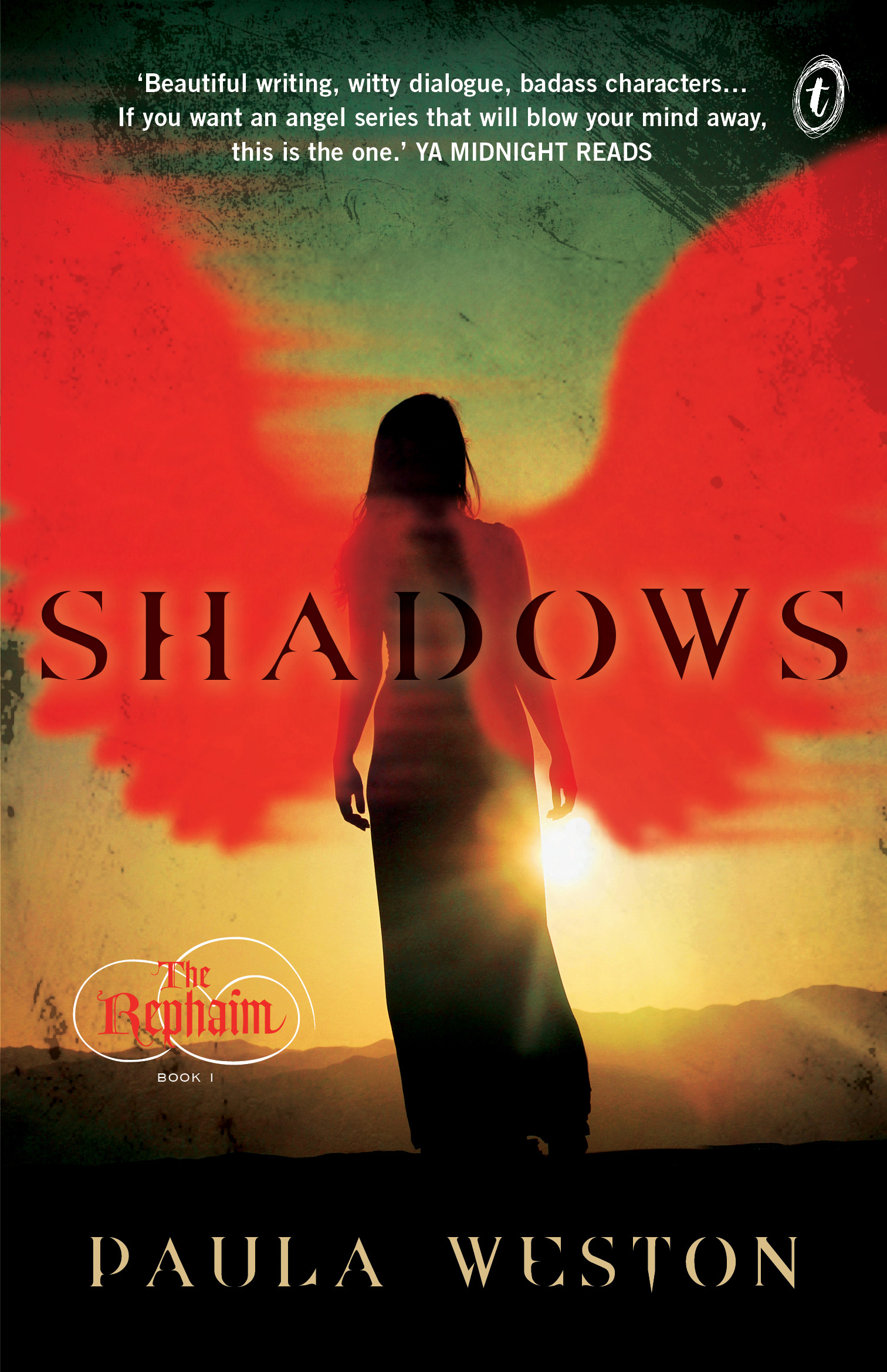 Shadows (The Rephaim Book I) by Paula Weston